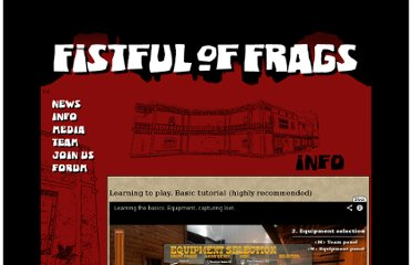http://www.fistful-of-frags.com/info.php