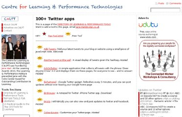 http://c4lpt.co.uk/directory-of-learning-performance-tools/twitter-apps/