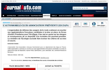 http://www.journalauto.com/lja/article.view/14541/l-automobile-club-association-previent-les-zapa/6/services?knxm=7&knxt=L%27Automobile+Club+Association+pr%C3%A9vient+les+Zapa&knxs=Derniers+Articles