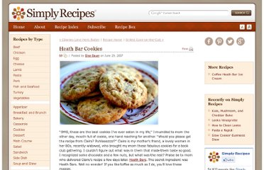 http://www.simplyrecipes.com/recipes/heath_bar_cookies/