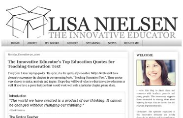 http://theinnovativeeducator.blogspot.com/2010/12/innovative-educators-top-education.html