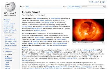 http://en.wikipedia.org/wiki/Fusion_power