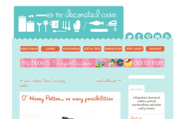 http://thedecoratedcookie.com/2009/07/o-harry-potter-so-many-possibilities/