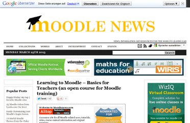 http://www.moodlenews.com/2010/learning-to-moodle-basics-for-teachers-an-open-moodle-training-course/