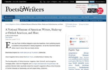 http://www.pw.org/content/a_national_museum_of_american_writers_shakeup_at_oxford_american_and_more?cmnt_all=1