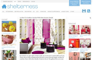http://www.shelterness.com/25-ideas-to-combine-curtains-with-other-interior-details/