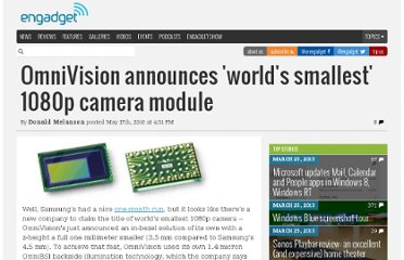 http://www.engadget.com/2010/05/17/omnivision-announces-worlds-smallest-1080p-camera-module/