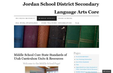 http://jsdsecondaryelacommoncore.wordpress.com/middle-school-common-core-state-standards-curriculum-maps-resources/
