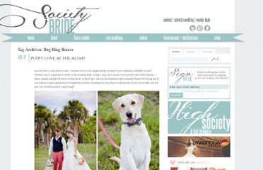 http://www.societybride.com/tag/dog-ring-bearer/