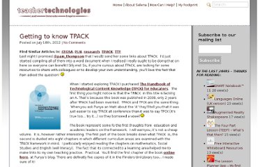 http://www.teachertechnologies.com/2012/07/getting-to-know-tpack/