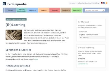 http://www.mediensprache.net/de/websprache/e-learning/