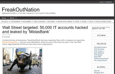 http://freakoutnation.com/2012/07/18/wall-street-targeted-50000-it-accounts-hacked-and-leaked-by-midasbank/