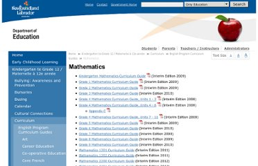 http://www.ed.gov.nl.ca/edu/k12/curriculum/guides/mathematics/index.html#grade9_revised