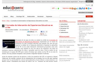 http://www.educacontic.es/blog/x-jornadas-de-intercambio-de-experiencias-educativas-en-aviles