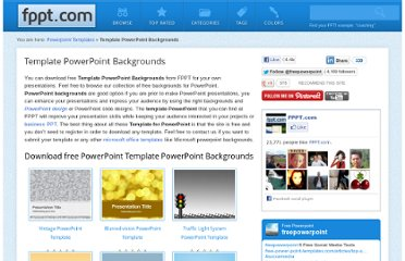 http://www.free-power-point-templates.com/template-powerpoint-backgrounds/