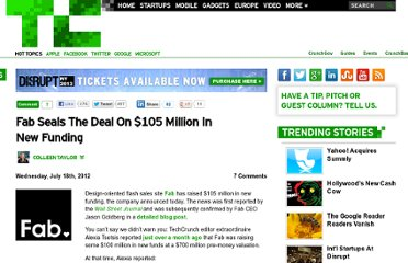 http://techcrunch.com/2012/07/18/fab-seals-the-deal-on-105-million-in-new-funding/