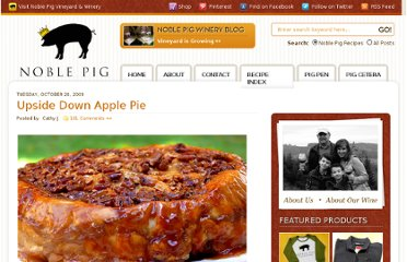 http://noblepig.com/2009/10/upside-down-apple-pie/