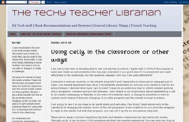 http://madamewells.blogspot.com/2012/07/using-celly-in-classroom-or-other-ways.html