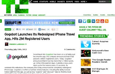 http://techcrunch.com/2012/07/19/gogobot-launches-its-redesigned-iphone-travel-app-hits-2m-registered-users/