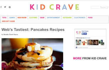 http://kidcrave.com/scoop/webs-tastiest-pancakes-recipes/