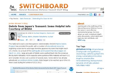 http://switchboard.nrdc.org/blogs/jweaver/debris_from_japans_tsunami.html