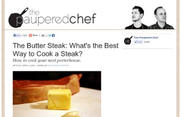 http://www.thepauperedchef.com/2009/04/the-butter-steak-whats-the-best-way-to-cook-a-steak.html