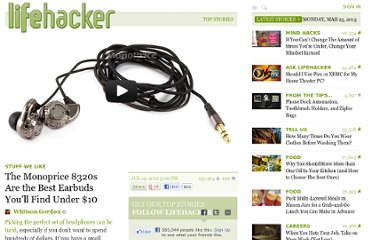 http://lifehacker.com/5927570/the-monoprice-8320s-are-the-best-earbuds-youll-find-under-10