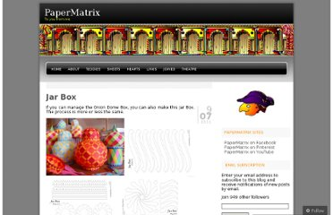 http://papermatrix.wordpress.com/2011/07/09/jar-box/