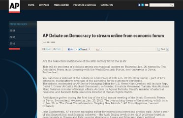 http://www.ap.org/Content/Press-Release/2012/AP-Debate-on-Democracy-to-stream-online-from-economic-forum