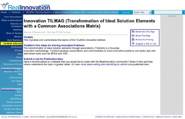 http://www.realinnovation.com/methods/tilmag_transformation_of_ideal_solution_elements_with_a_common_associations_matrix.html