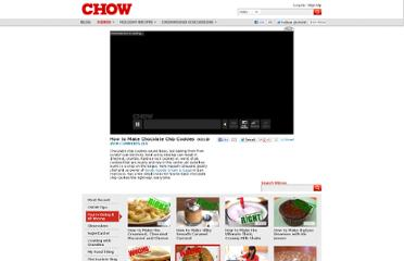http://www.chow.com/videos/show/youre-doing-it-all-wrong/117274/how-to-make-chocolate-chip-cookies?ttag=mktg_Chow_Milk_FullVideo_SU_5