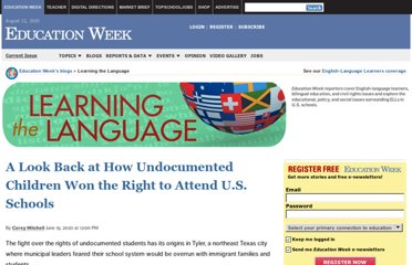 http://blogs.edweek.org/edweek/learning-the-language/