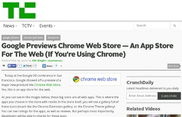 http://techcrunch.com/2010/05/19/chrome-web-store/