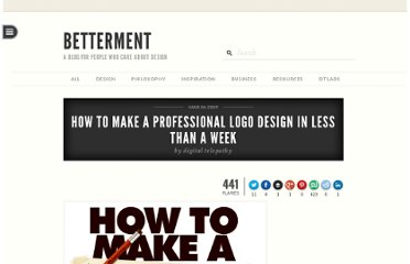 http://www.dtelepathy.com/blog/news-events/how-to-make-professional-logo-design-in-less-than-week