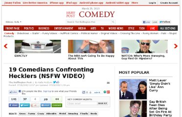 http://www.huffingtonpost.com/2012/07/21/comedians-confronting-hecklers-video_n_1690606.html
