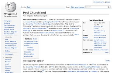 http://en.wikipedia.org/wiki/Paul_Churchland