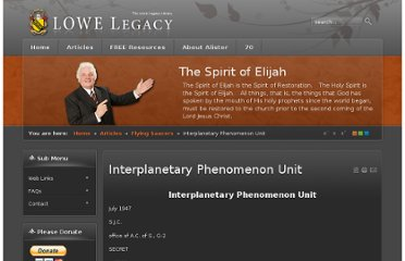 http://www.lowelegacy.com/interplanetary-phenomenon-unit