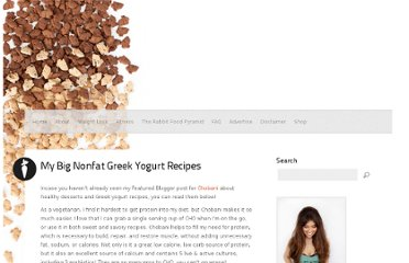 http://rabbitfoodformybunnyteeth.com/my-big-nonfat-greek-yogurt-recipes/