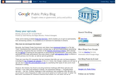 http://googlepublicpolicy.blogspot.com/2011/01/keep-your-opt-outs.html