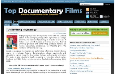 http://topdocumentaryfilms.com/discovering-psychology/