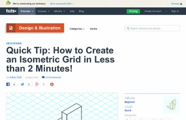 http://vector.tutsplus.com/tutorials/designing/quick-tip-how-to-create-an-isometric-grid-in-less-than-2-minutes/