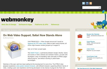 http://www.webmonkey.com/2010/05/on-web-video-support-safari-now-stands-alone/