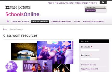 http://schoolsonline.britishcouncil.org/projects-and-resources