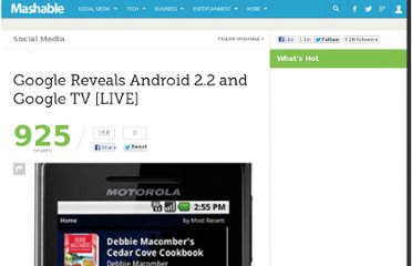 http://mashable.com/2010/05/20/google-reveals-android-2-2-and-more-live/
