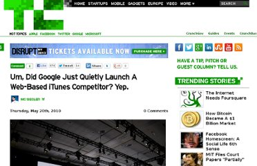 http://techcrunch.com/2010/05/20/um-did-google-just-quietly-launch-a-web-based-itunes-competitor-yep/