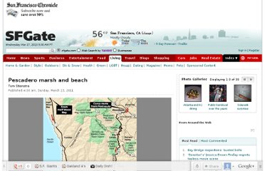 http://www.sfgate.com/outdoors/sundaydrive/article/Pescadero-marsh-and-beach-2389426.php