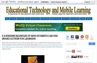 http://www.educatorstechnology.com/2012/07/5-awesome-examples-of-how-students-can.html