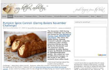 http://www.mykitchenaddiction.com/2009/11/pumpkin-spice-cannoli-daring-bakers-november-challenge/