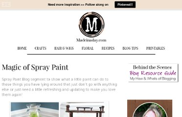 http://madeinaday.com/2012/02/19/the-magic-of-paint/