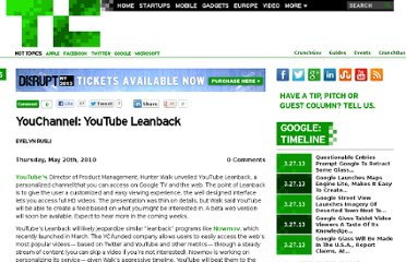 http://techcrunch.com/2010/05/20/youchannel-youtube-leanback/